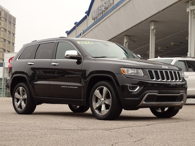 2014 Jeep Grand Cherokee LIMITED Sport Utility Rocky Mt NC