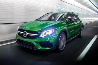 2019 Mercedes-Benz GLA 250 SUV Slide