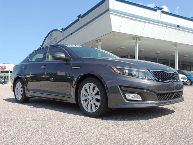 2015 Kia Optima EX 4dr Car Hillsborough NC