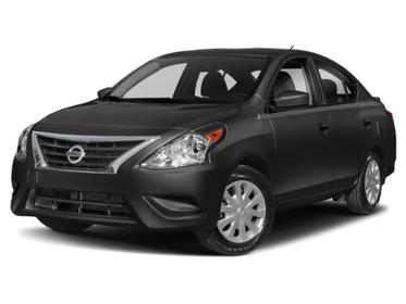 2019 Nissan Versa Sedan SV 4dr Car