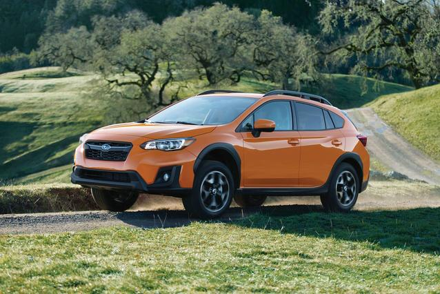 2019 Subaru Crosstrek LIMITED SUV Slide 0