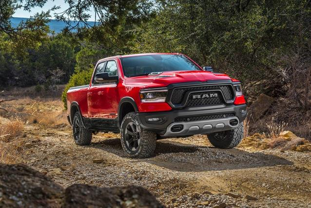 2019 Ram 1500 BIG HORN/LONE STAR Slide 0