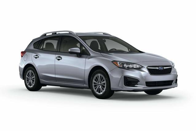 2019 Subaru Impreza PREMIUM Hatchback Slide 0