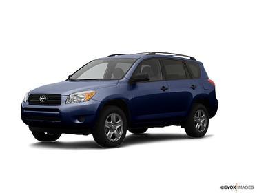 2007 Toyota RAV4 4WD 4DR 4-CYL (NATL) Sport Utility Las Vegas NV