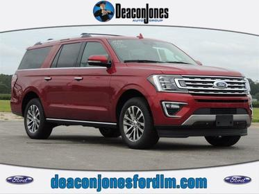 2018 Ford Expedition Max LIMITED 4X2  NC