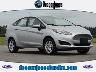 2018 Ford Fiesta SE SEDAN  NC