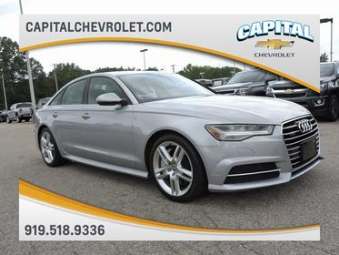 2016 Audi A6 3.0T PREMIUM PLUS Greensboro NC