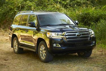 2019 Toyota Land Cruiser 4WD Sport Utility Slide