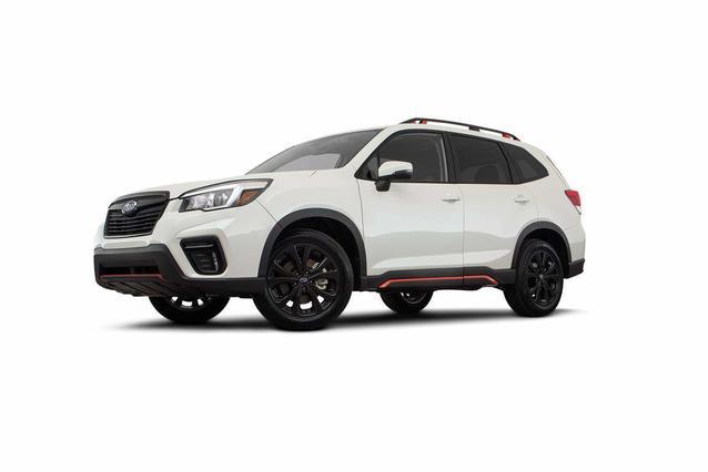 2019 Subaru Forester SPORT Sport Utility Slide 0
