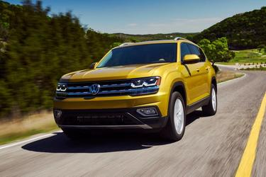 2018 Volkswagen Atlas 2.0T SEL Sport Utility