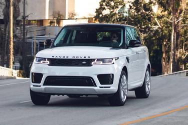 2019 Land Rover Range Rover Sport HSE DYNAMIC SUV Slide