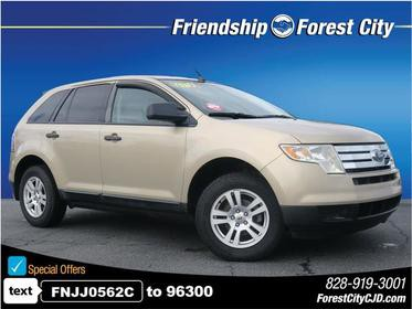 2007 Ford Edge SE SE 4dr Crossover Forest City NC