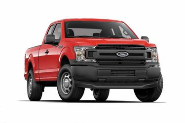 2018 Ford F-150 XLT 4x2 XLT 4dr SuperCrew 5.5 ft. SB New Bern NC
