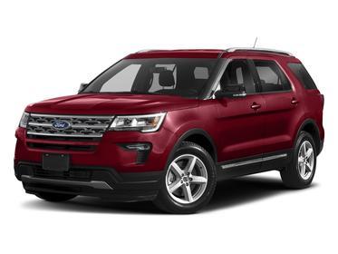 2018 Ford Explorer PLATINUM Mooresville NC