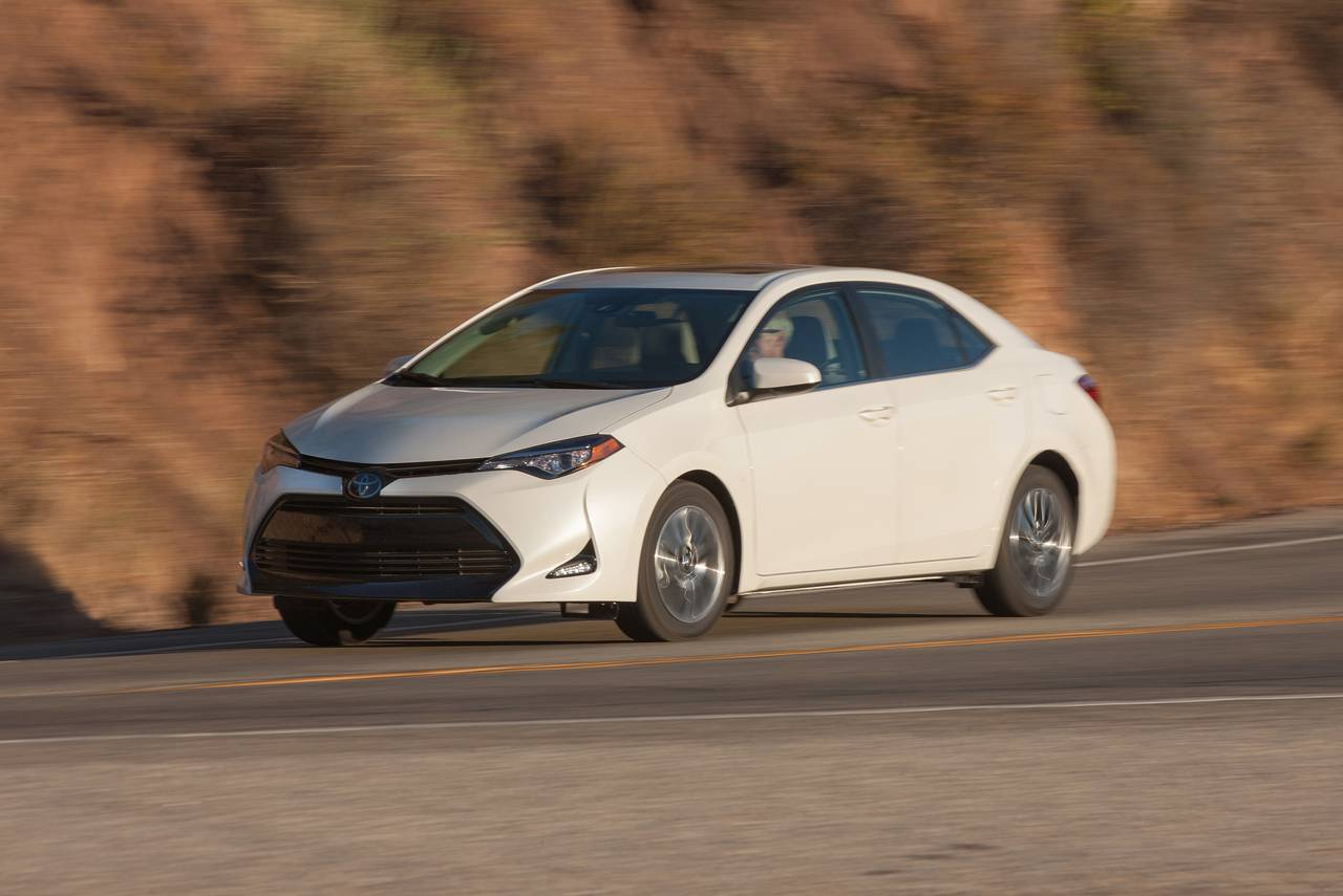 $500 Toyota Rebate on 2019 Corolla