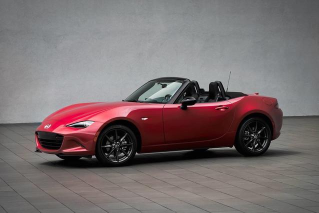 New Mazda Mazda MX-5 Miata RF in Henrico VA | 12311