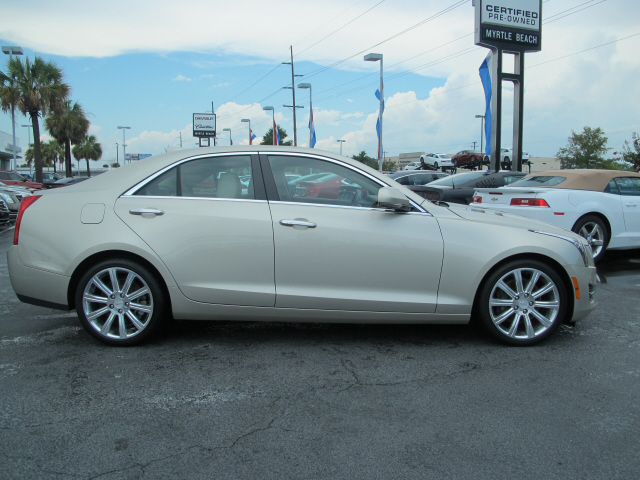 2015 Cadillac ATS 2.5L LUXURY 2.5L Luxury 4dr Sedan Hillsborough NC