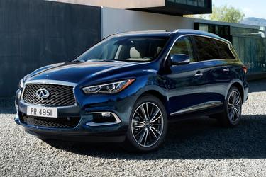 2019 INFINITI QX60 PURE/LUXE Sport Utility