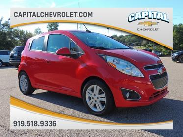 2013 Chevrolet Spark 1LT