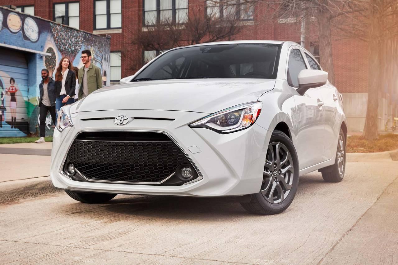 $2,000 Toyota Rebate on new 2019 Toyota Yaris Sedan
