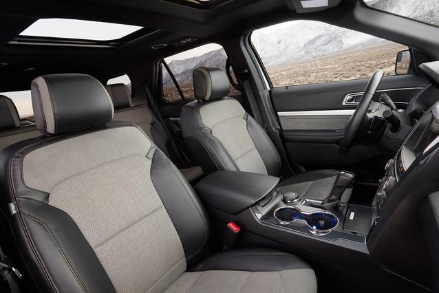 2019 Ford Explorer LIMITED Hillsborough NC