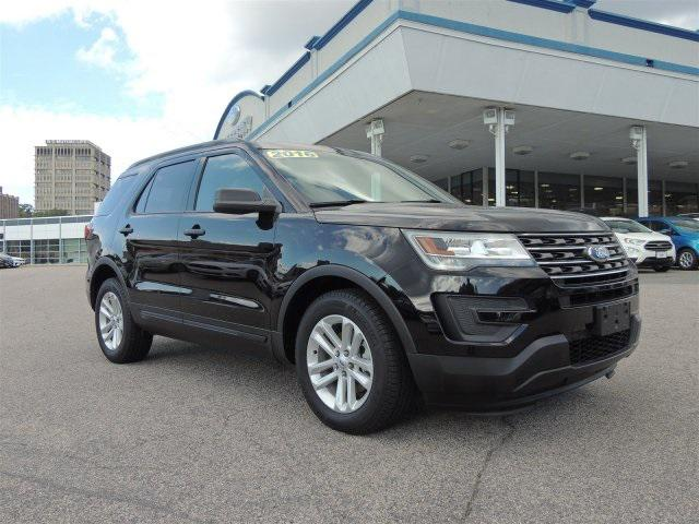 2016 Ford Explorer BASE Sport Utility Chapel Hill NC