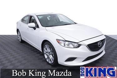 2017 Mazda Mazda6 TOURING 4dr Car Winston-Salem NC