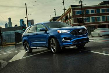 2019 Ford Edge ST Sport Utility Slide