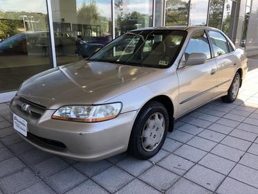 2000 Honda Accord Sdn LX 4dr Car Newport News VA