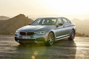 2019 BMW 5 Series 530I Sedan Slide