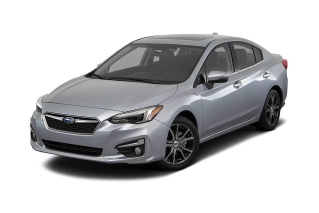 2019 Subaru Impreza 2.0I 4-DOOR MANUAL 4dr Car Slide 0