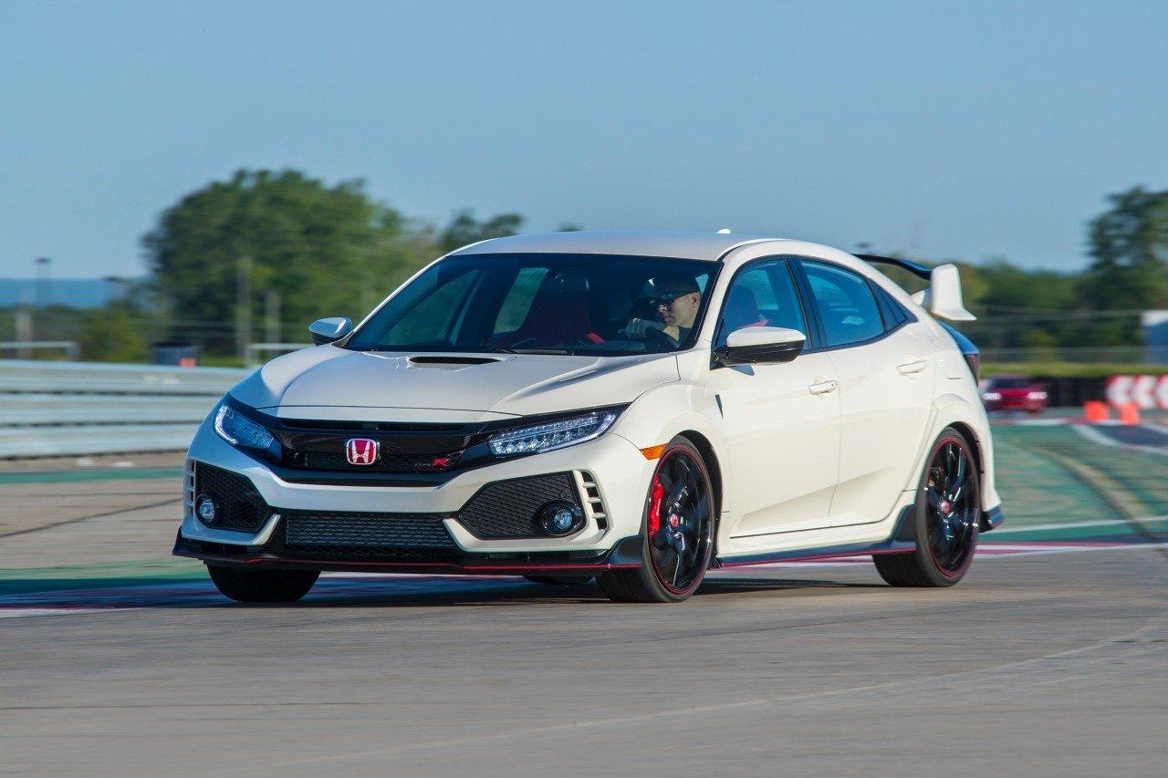 2018 Honda Civic Si Coupe SI Slide 0