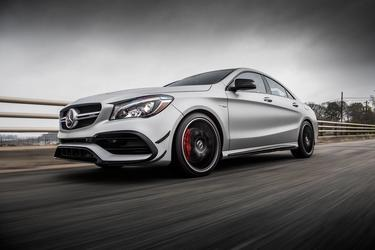 2019 Mercedes-Benz CLA CLA 250 Sedan Slide