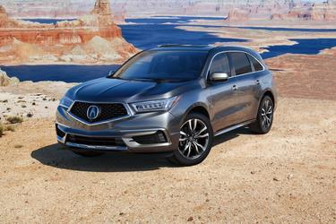 2019 Acura MDX W/TECHNOLOGY/A-SPEC PKG SUV Slide