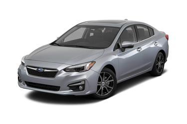 2019 Subaru Impreza LIMITED Sedan Slide