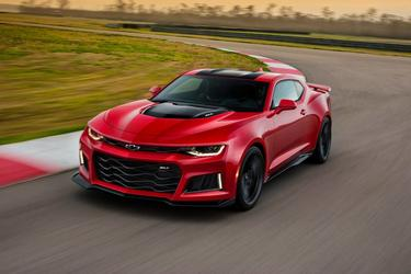 2019 Chevrolet Camaro 2SS Coupe Slide