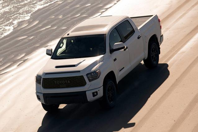 2019 Toyota Tundra 4WD TRD PRO TRD PRO CREWMAX 5.5' BED 5.7L Crew Cab Pickup Slide 0