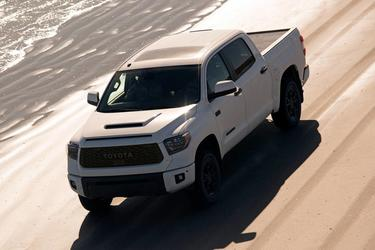 2019 Toyota Tundra TRD PRO TRD PRO CREWMAX 5.5' BED 5.7L CrewMax Slide