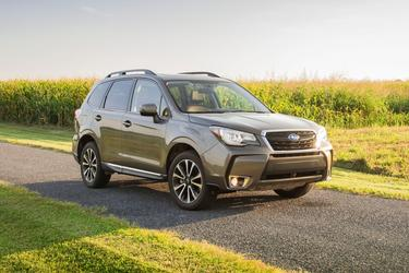 2017 Subaru Forester 2.5I MANUAL SUV Slide