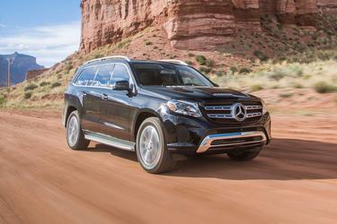 2019 Mercedes-Benz GLS 450 SUV Slide