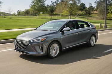 2019 Hyundai Ioniq Hybrid LIMITED Hatchback Charlottesville VA
