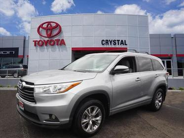 2015 Toyota Highlander XLE AWD XLE 4dr SUV Green Brook NJ