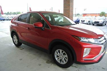 2018 Mitsubishi Eclipse Cross ES Sport Utility Myrtle Beach South Carolina