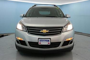 2014 Chevrolet Traverse LT Sport Utility Apex NC