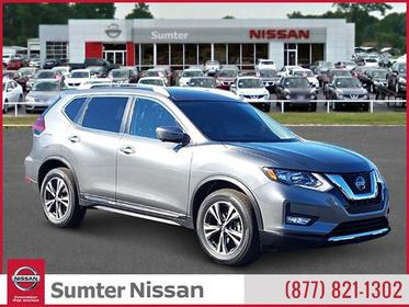 2018 Nissan Rogue SL 4D Sport Utility Orangeburg SC