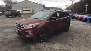 2018 Ford Escape SE Sport Utility Westminster VT