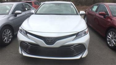 2018 Toyota Camry XLE 4dr Car Westminster VT