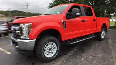 2019 Ford Super Duty F-250 SRW XL Crew Pickup