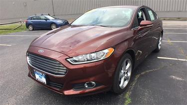 2016 Ford Fusion SE 4dr Car Westminster VT
