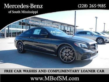 2019 Mercedes-Benz C-Class C 300 2dr Car